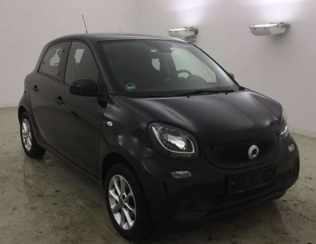 smart forfour basis-52kw-passion-twinamic schwarz