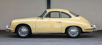 Porsche 356 1964 SC Coupe Matching numbers