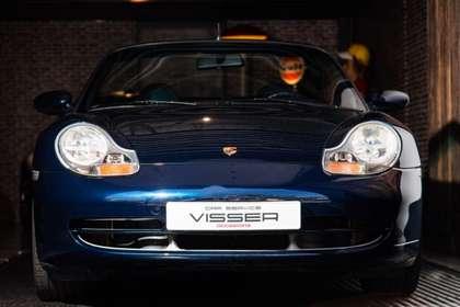 Porsche 996 996 Carrera 4 automaat Cabriolet Blauw
