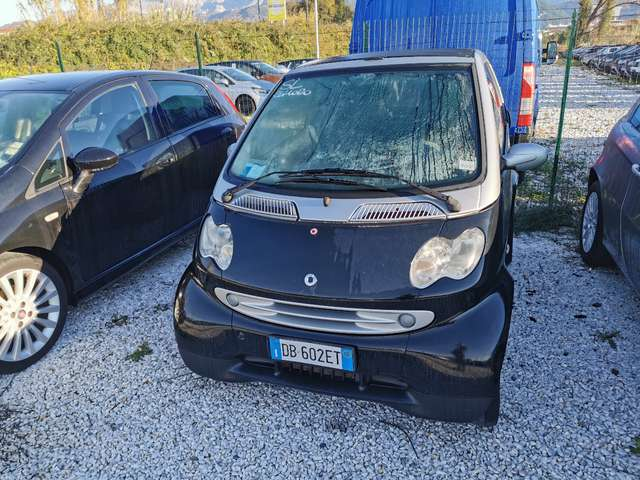 smart fortwo 700-coupe-pulse-45-kw blu-azzurro