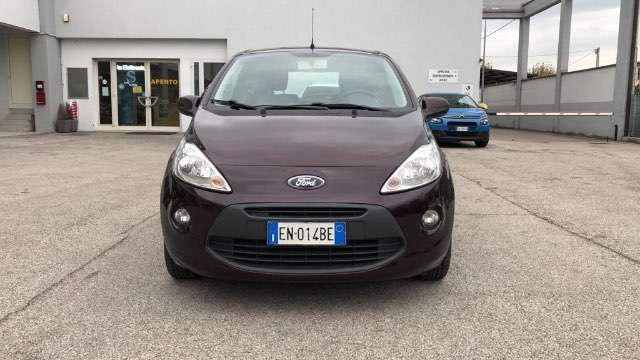 ford ka-ka ka-1-2-8v-69cv-business blu-azzurro