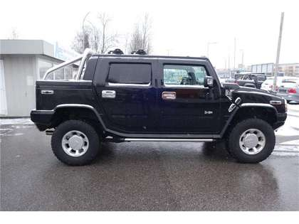 HUMMER H2 H 2  SUT PICK UP Aut.    MEGAVOLL