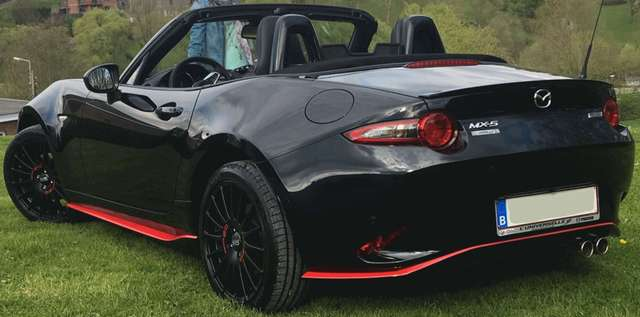 mazda mx-5 oz-superturimo-pack-aero-echap-sport-camera noir