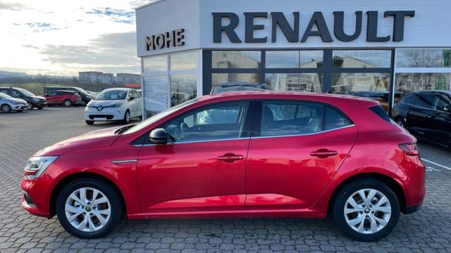 renault megane tce-140-gpf-limited rot