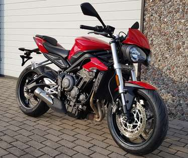 Triumph Others Street Triple S
