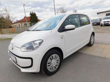 Volkswagen up! 1,0 move !*+NAVI**60TKM**