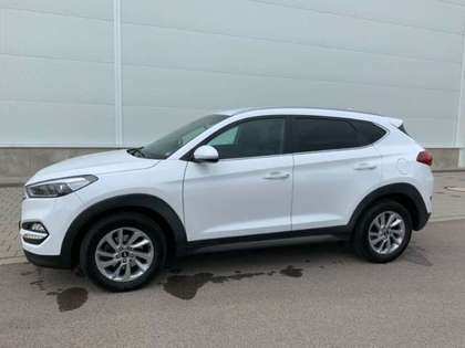 Find White Hyundai Tucson for sale - AutoScout24