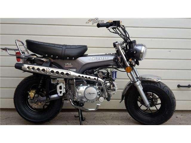 skyteam dax-125 skymax-125cc-fuel-injection-120-90-10-12-heidenau grau