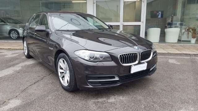 bmw 520 d-xdrive-touring-full-optional-euro-6b grigio