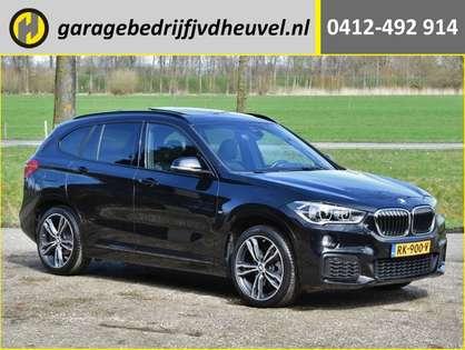 BMW X1 1.8d sDrive High Executive / head-up display / pan