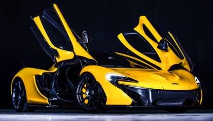 McLaren P1 gebraucht kaufen bei AutoScout24
