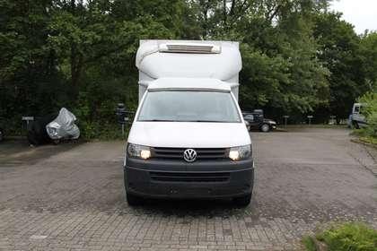 Volkswagen T5 Transporter Kühlfahrzeug Weiß