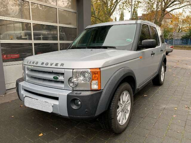 land-rover discovery 2-7tdv6-hse zilver