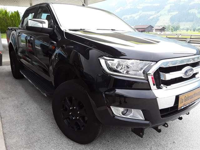 ford ranger ranger-xlt-aut-corona--1-500 schwarz