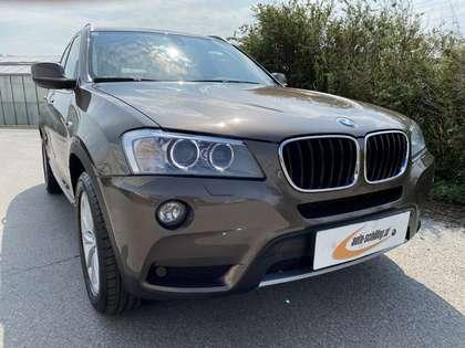 BMW X3 xDrive20i Ö-Paket Aut. Leder Xenon Navi AHK