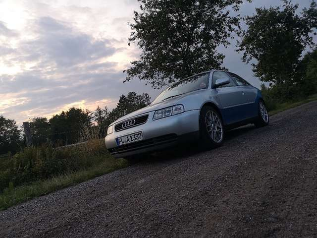 audi a3 1-6-ambition silber