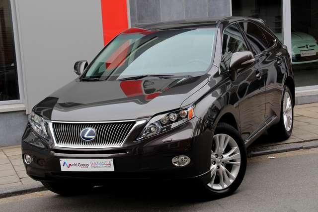 lexus rx-450h v6-privilege-garantie-1an-full-option-gps-led gris