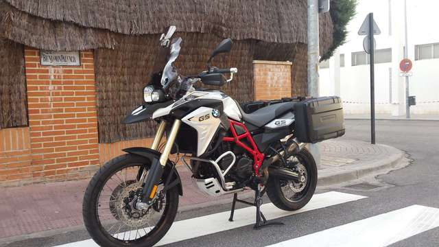 bmw f-800-gs blanco