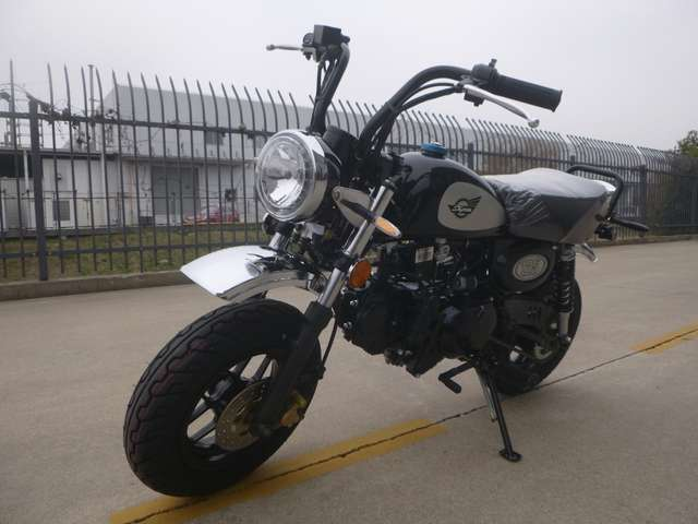 skyteam skymini 125-club-s-injection-de-luxe-euro-4-modell-2020 schwarz