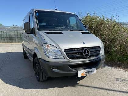 Mercedes-Benz Sprinter 313 CDI 3,5t/3.250 1.Besitz KLIMA SR+WR  MWST ausw