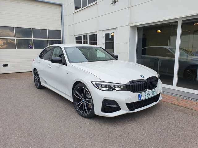 bmw 316 d-pack-m-19-acces-confort-camera weiss