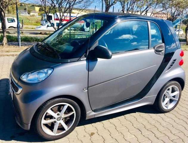 smart fortwo 1000-52-kw-mhd-coupe-pulse grigio