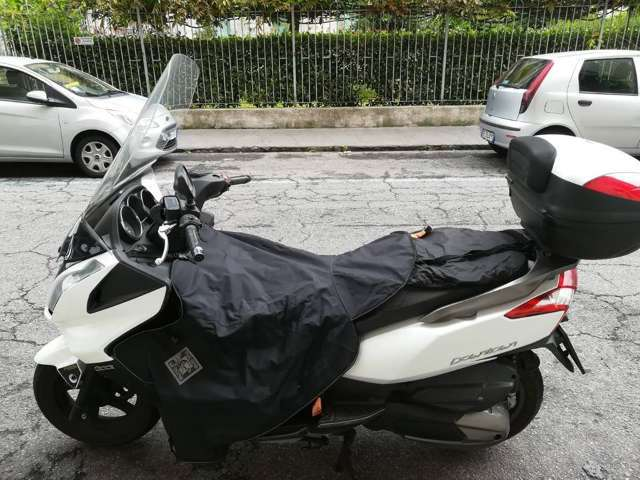 kymco downtown-300i weiss