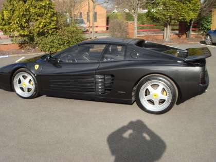 Find Black Ferrari Testarossa For Sale Autoscout24