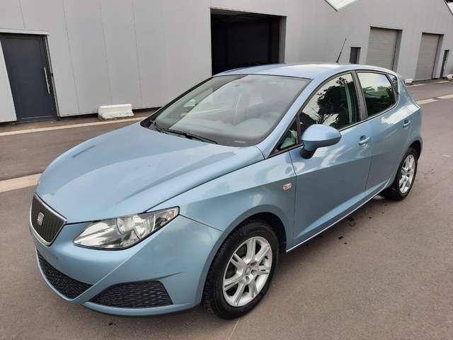 seat ibiza 1-4-tdi-ecomotive-cool-5p-airco blauw
