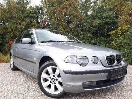 BMW 316 ti 3er compact Edition Lifestyle+Leder!
