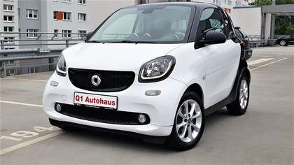 smart forTwo passion LED Sitzh