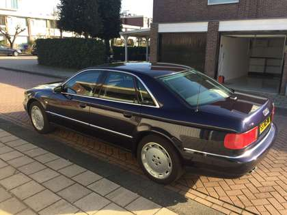 Audi A8 W12 >> Find Audi A8 W12 For Sale Autoscout24