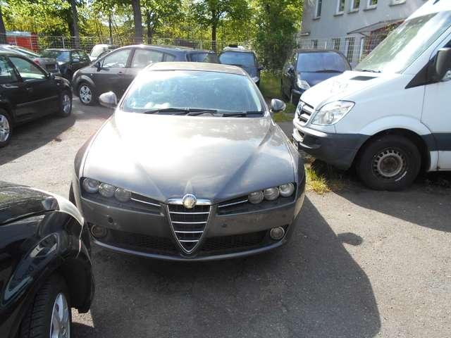 alfa-romeo 159 1-9jtdm-diesel-sportwagenklimatronik-alufelgenn grey