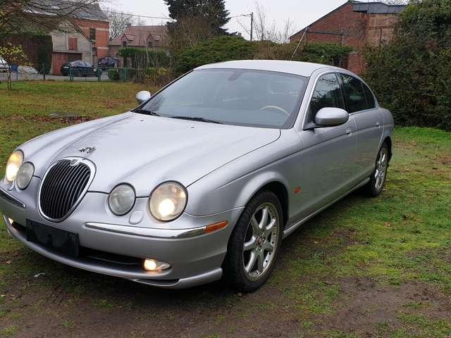 jaguar s-type 3-0-essance-prestige gris
