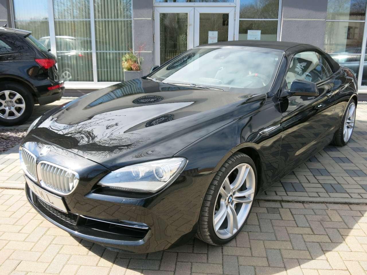 BMW 650 i Cabrio (F12) 20 ZOLL M Felgen NAVI XENON HEAD