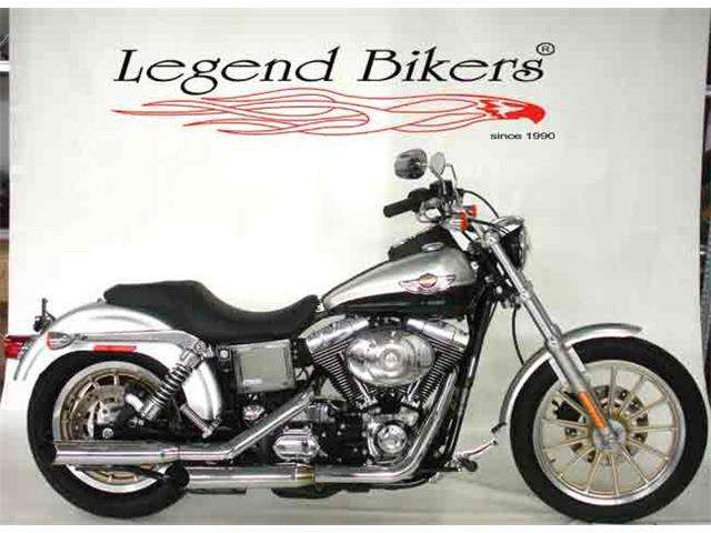 harley-davidson dyna-low-rider fxdl-100-anniversary argent