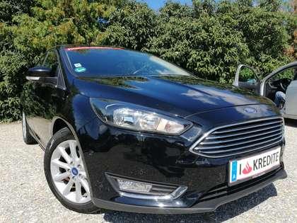 Ford Focus 1,0 EcoBoost Titanium+1.BESITZ,wie NEU+Garantie!