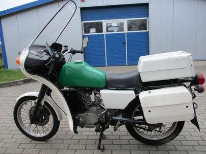 MZ ETZ 250 Volkspolizei Grün
