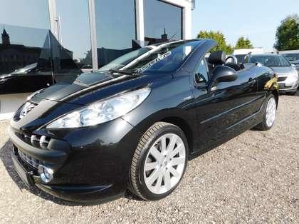 Peugeot 207 CC Active 1,6 16V THP**NAVI**LEDER*EINPARKHILFE**