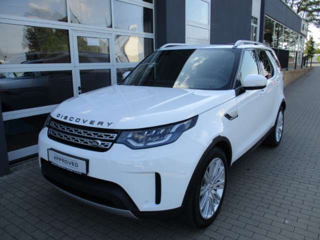 land-rover discovery 3-0-td6-hse wit