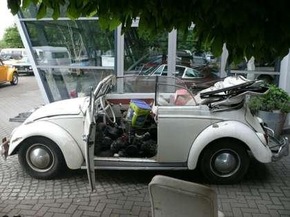 Volkswagen Käfer Cabriolet Dickholmer z