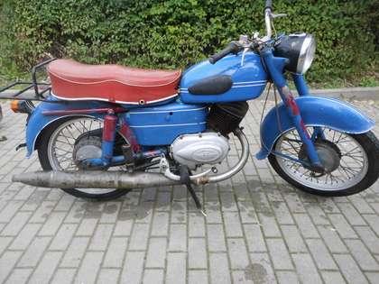 Zündapp S 200 Blau
