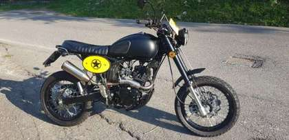Buy Used Verve Moto Tracker 125i Black Autoscout24