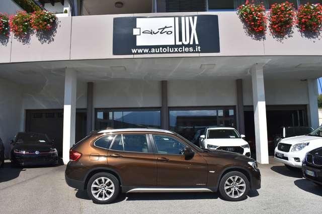 bmw x1 x-drive-automatico marrone