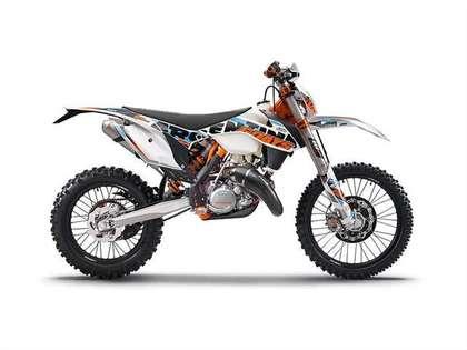 KTM 125 EXC SIX DAYS