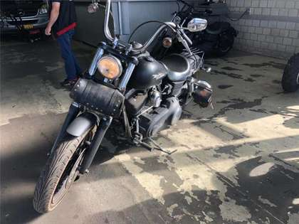 Harley-Davidson Dyna Street Bob 88 FXDBi Street Bob