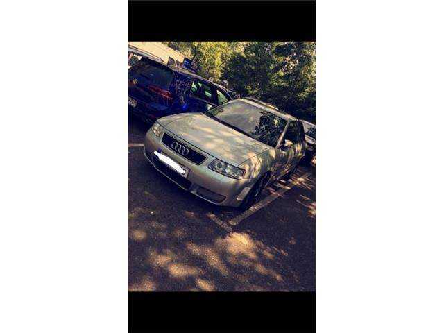 audi a3 1-8-t-ambiente silber