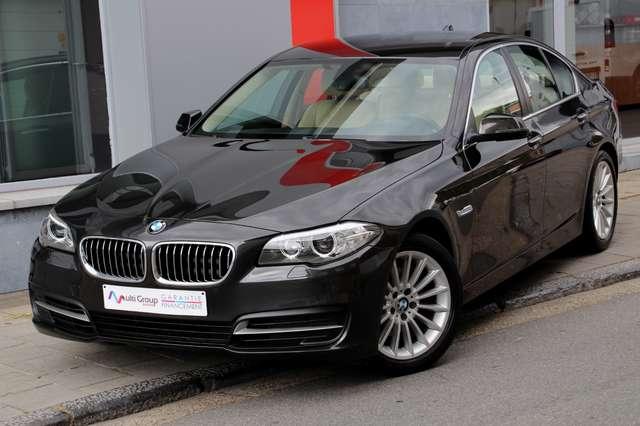 bmw 518 da-garantie-1an-bt-aut-luxury-full-gps-xenon-led noir