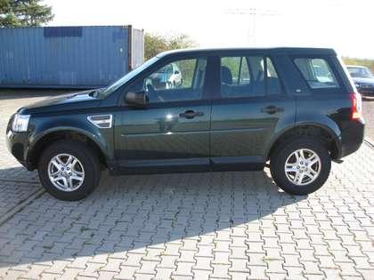 Land Rover Freelander TD4 AHK
