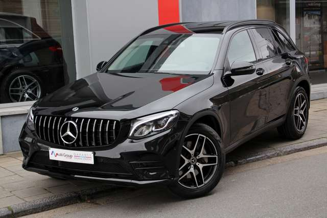 mercedes-benz glc-250 amg-garantie-3-ans-full-4-matic-bt-auto noir